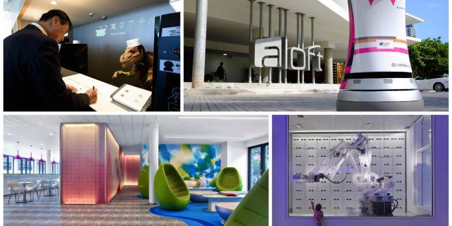 hoteles más avanzados tecnológicamente en el mundo