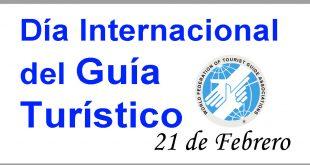 Día Internacional del Guía Turístico
