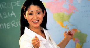 Maestra de geografía