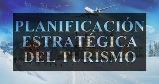 Planificación estratégica del turismo portada