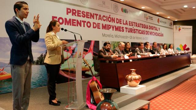 Presentan Tarhiata, estrategia que impulsará el turismo en Michoacán