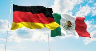 Banderas-de-Alemania-y-de-México