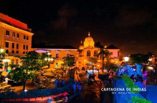 Cartagena-de-Indias,-Colombia