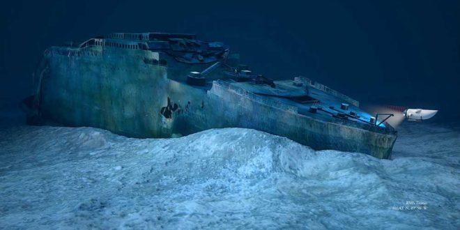 Naufragio-del-Titanic