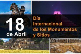Día Internacional de los Monumentos y Sitio