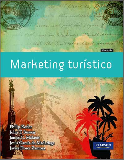 Resultado de imagen de libro marketing turistico