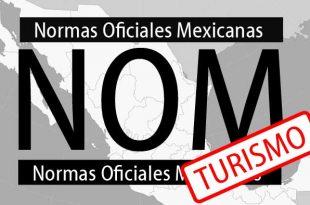 Normas Oficiales Mexicanas de Turismo