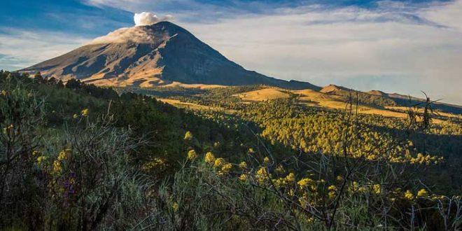 Volcan-Iztaccíhuatl