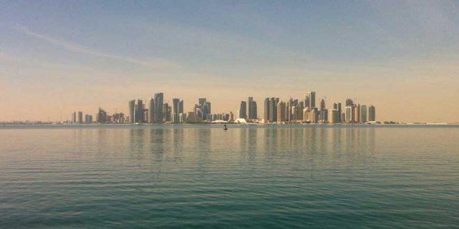 Doha-capital-de-Qatar