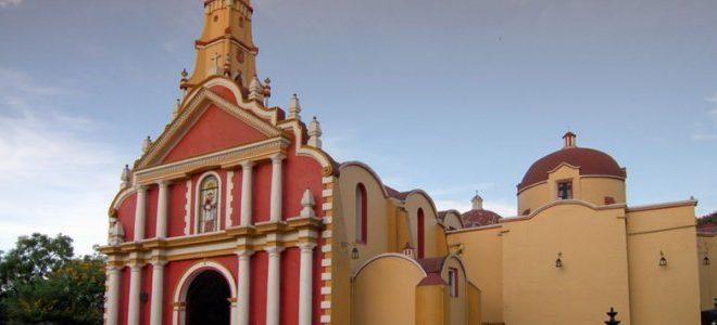 Parroquia en Coatepec, Veracruz