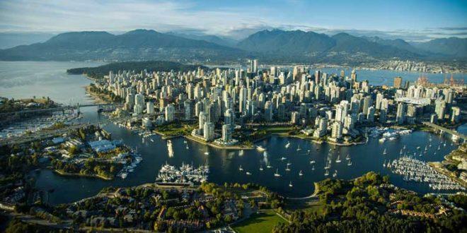 Ciudad-Vancouver-desde-el-cielo