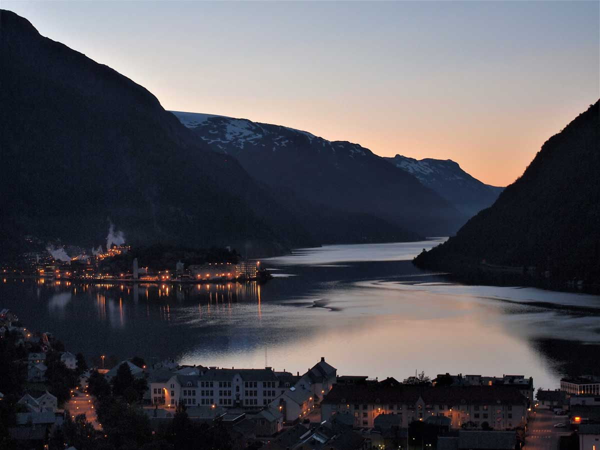 Odda,-Noruega