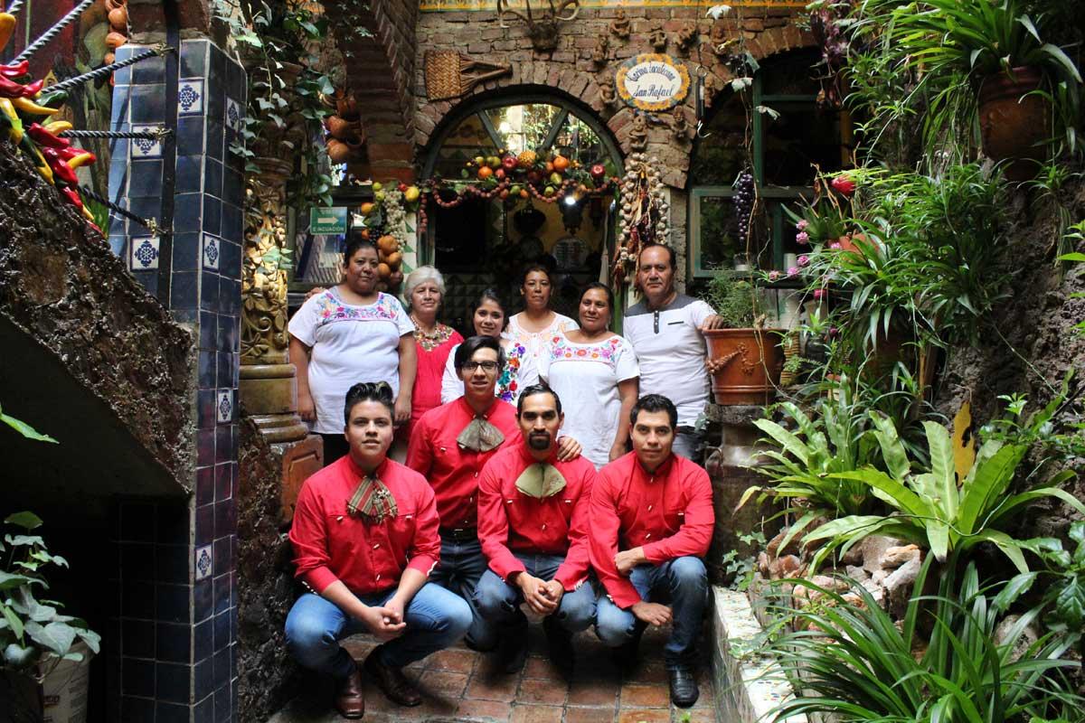 Restaurante-Gorditas-San-Rafael-en-Zacatecas,-México