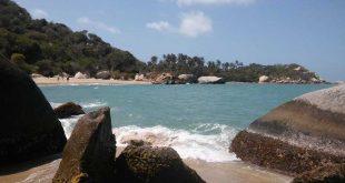 playas-de-tayrona-en-Colombia