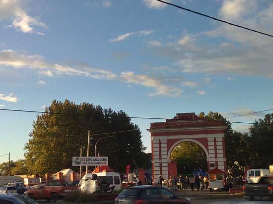 Expo-Ayacucho en la Antigua Sociedad Rural