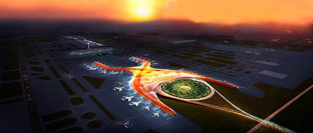 Nuevo aeropuerto de la CDMX