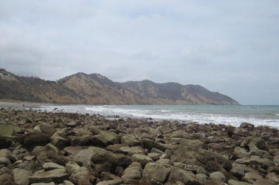 Playa-en-Ligüiqui-Ecuador