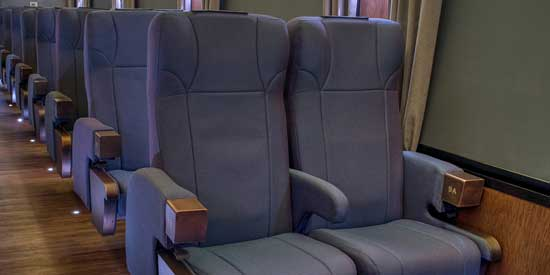 Clase turista Chepe Express
