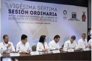 Presentan nueva metodología para mejorar la estadística del turismo en México