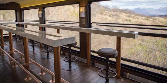 Terraza Chepe Express