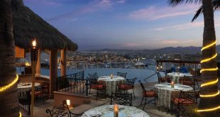 The ridge restaurant en los Cabos