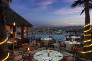 The ridge restaurant en los Cabos