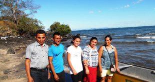 Comunidades de Amapala luchan contra los prejuicios sobre Honduras