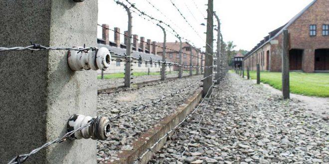 Campo de concentración de Auschwitz en Polonia
