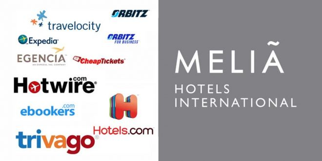 Expedia Group y Meliá Hotels International