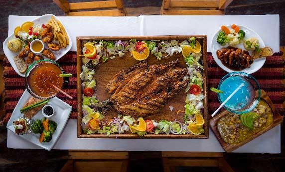 Gastronomía riviera nayarit