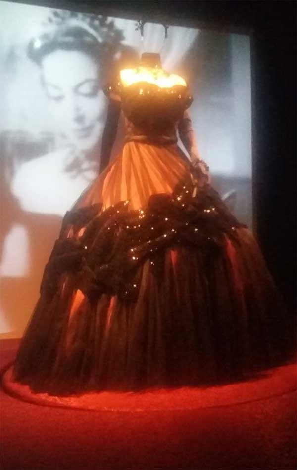 Vestido de María Felix
