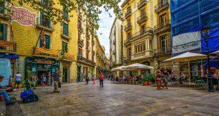 Calle en Barcelona