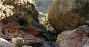 ElCañón de Tabor: territorio de gigantes