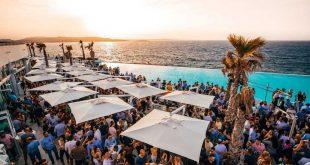 Cafe de Mar en Malta.