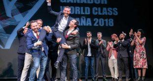Daniele Cordoni, ganador de World Class España 2018