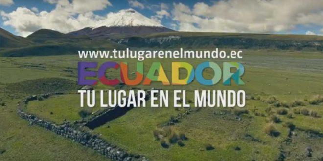 Ecuador, Tu lugar en el mundo del MINTUR