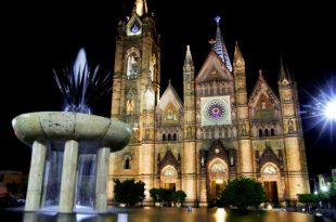 El Templo Expiatorio de Guadalajara