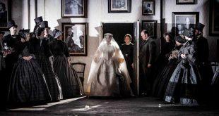 Ópera Lucia di Lammermoor de Gaetano Donizetti