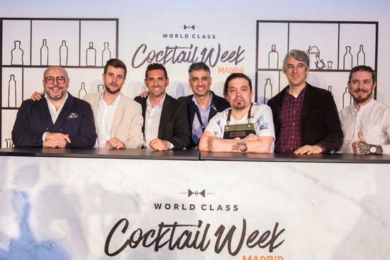 Presentación World Class Cocktail Week