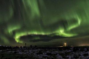 Turismo astronómico y aurora boreal
