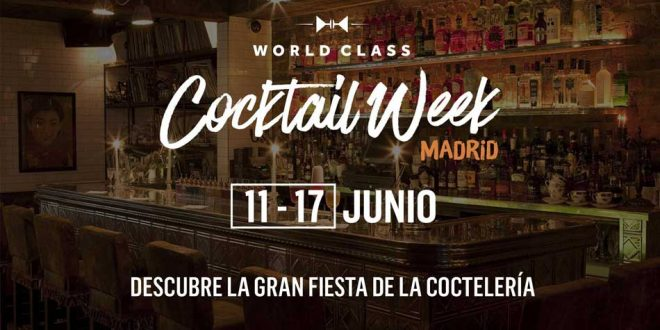 World Class Cocktail Week