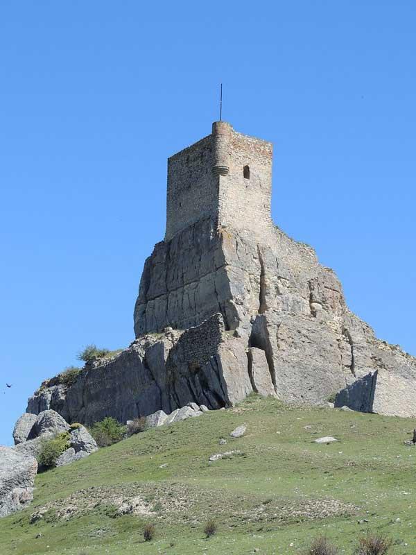 Atienza y su castillo