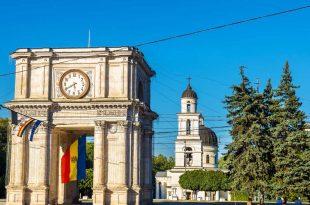 Ciudad de Moldova