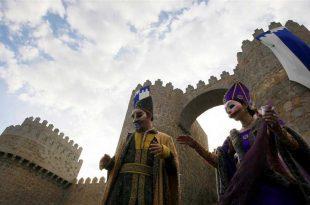 Jornadas Medievales en Avila