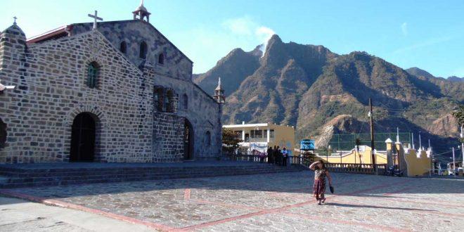 Plaza Central de San Juan la Laguna