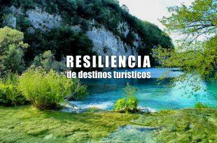 Resiliencia destinos turísticos