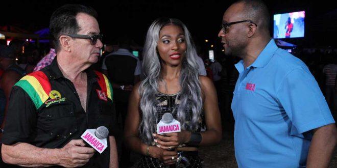 Transmisión del Reggae Sumfest