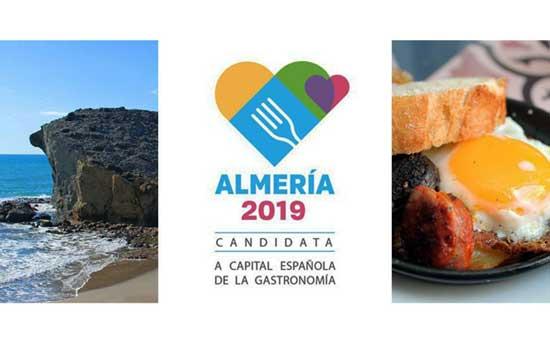 almeria capital gastronomica 2019