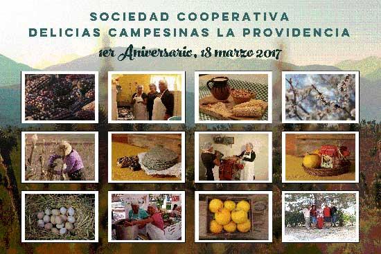 Delicias Campesinas La Providencia