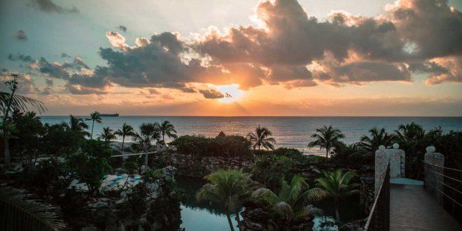 El Sol en el Hotel Xcaret México